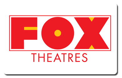 Fox Theatres Gift Card